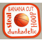 Image of: Basketball Text Coaster