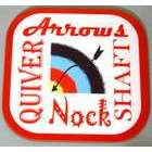 Image of: Archery Text Coaster