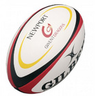 Image of: Newport Gwent Dragons Rugby Balls