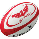 Image of: Scarlets Rugby Balls (Gilbert)