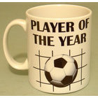 Image of: Football Player of the Year Mug