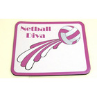 Image of: Netball Mousemat