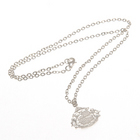 Image of: Sunderland Silver Plated Pendant and Chain