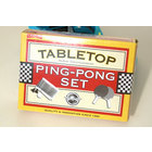 Image of: Tabletop Ping Pong Set