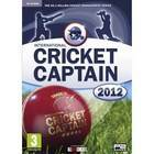 Image of: International Cricket Captain 2012 (PC CD)