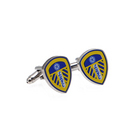 Image of: Leeds Crest Cufflinks