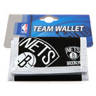 Image of: Brooklyn Nets NBA Big Logo Wallet