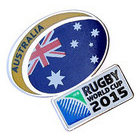 Image of: Australia Rugby World Cup 2015 Pin Badge