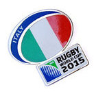 Image of: Italy Rugby World Cup 2015 Pin Badge