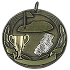 Image of: Laurel50 Golf Medal
