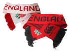 Image of: England Rugby Acrylic Scarf