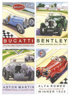 Image of: Brooklands Notecards (Clanna Cards)