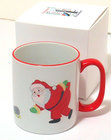Image of: Christmas Bowls Mug