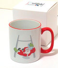 Image of: Christmas Rugby Mug