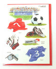 Image of: Football Greeting Card