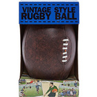 Image of: Vintage Style Rugby Ball