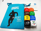 Image of: Rugby Pocket Sports Game
