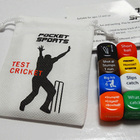 Image of: Test Cricket Pocket Sports Game