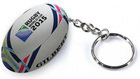 Image of: Rugby World Cup 2015 Sponge Ball Keyring