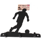 Image of: Football 3 Hook Key Rack