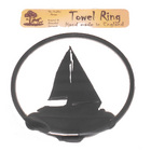 Image of: Sailing Towel Ring