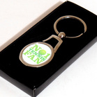 Image of: No 1 Tennis Fan Keyring