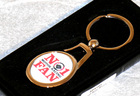 Image of: No 1 Motor Racing Fan Keyring