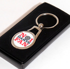 Image of: No 1 Darts Fan Keyring