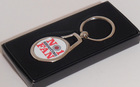 Image of: No 1 Shooting Fan Keyring