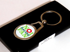 Image of: No 1 Racing Fan Keyring