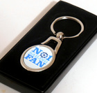 Image of: No 1 Sailing Fan Keyring