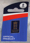 Image of: England Cricket ECB Logo Pin Badge
