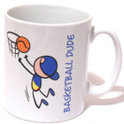 Image of: Basketball Dude Mug