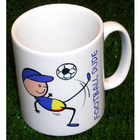 Image of: Football Dude Mug
