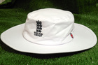 Image of: England ECB Cricket Sunhat - White