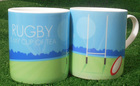 Image of: Rugby is My Cup of Tea China Mug