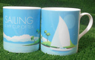 Image of: Sailing is My Cup of Tea China Mug