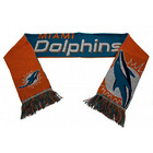 Image of: Miami Dolphins NFL Scarf