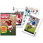 Image of: Football Legends Playing Cards