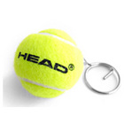 Image of: Head Tennis Ball Keyring