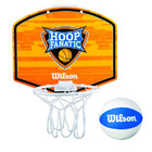 Image of: Wilson Mini Hoop Fanatic Basketball Set
