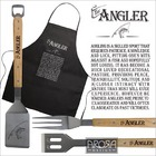 Image of: The Angler BBQ & Apron Set