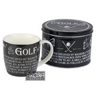 Image of: Golf Addict Mug and Tin
