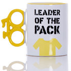 Image of: Leader of the Pack Cycling Mug