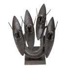 Image of: The Boat Race Metal Figurine