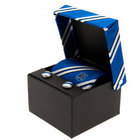 Image of: Everton Tie and Cufflinks Boxed Set
