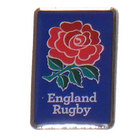 Image of: England Rugby Blue Logo Pin Badge