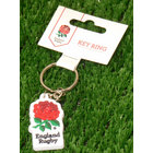 Image of: England Rugby PVC Keyring