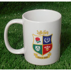 Image of: British & Irish Lions 2017 Logo Mug