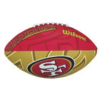 Image of: San Francisco 49ers NFL Junior Logo US Football